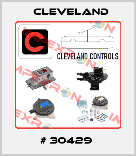 Cleveland-# 30429  price