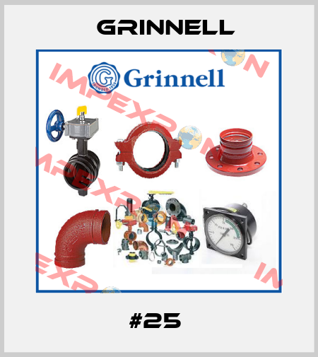 Grinnell-#25  price