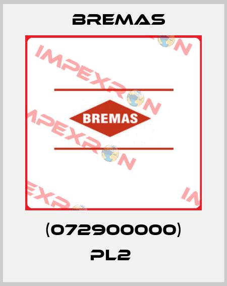 Bremas-(072900000) PL2  price