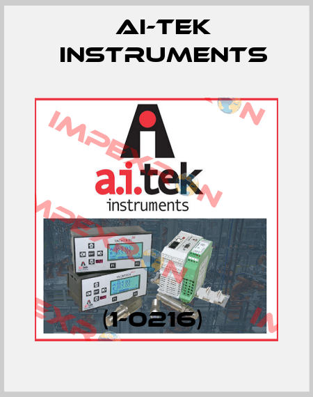 AI-Tek Instruments-(1-0216)  price