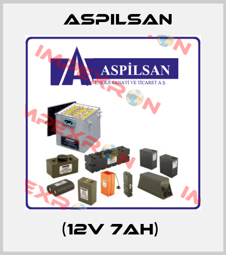 Aspilsan-(12V 7AH)  price