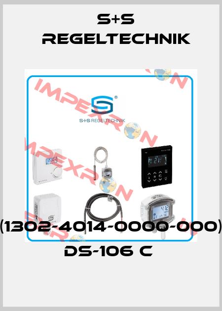S+S REGELTECHNIK-(1302-4014-0000-000) DS-106 C  price