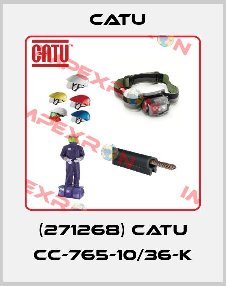 Catu-(271268) CATU CC-765-10/36-K price