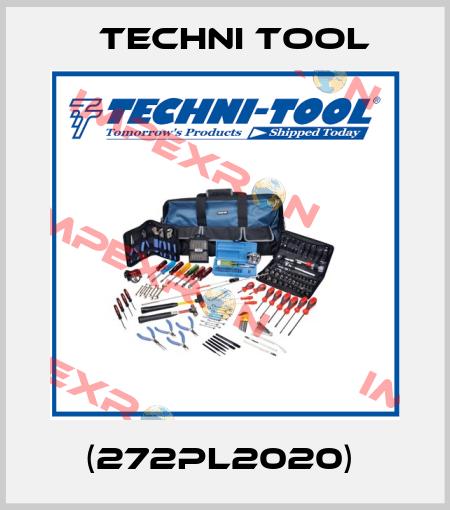 Techni Tool-(272PL2020)  price