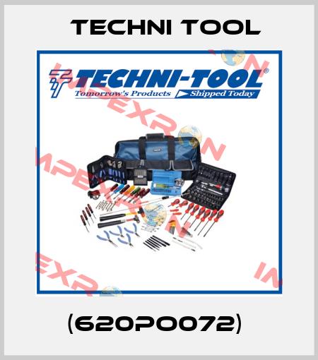 Techni Tool-(620PO072)  price