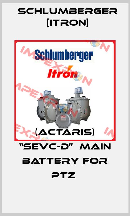 Schlumberger [Itron]-(ACTARIS) ''SEVC-D''  MAIN BATTERY FOR PTZ  price