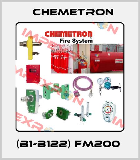 Chemetron-(B1-B122) FM200  price