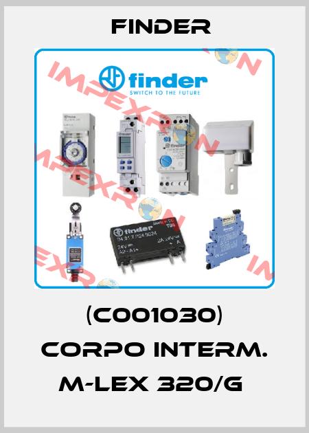 Finder-(C001030) CORPO INTERM. M-LEX 320/G  price
