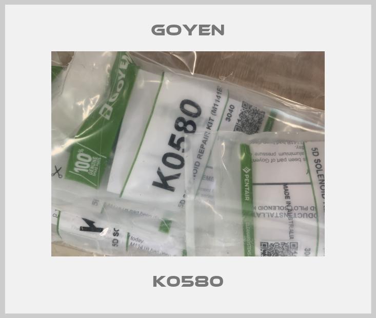 Goyen-K0580 price
