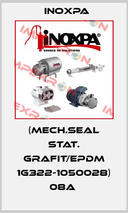 Inoxpa-(MECH.SEAL STAT. GRAFIT/EPDM 1G322-1050028) 08A  price