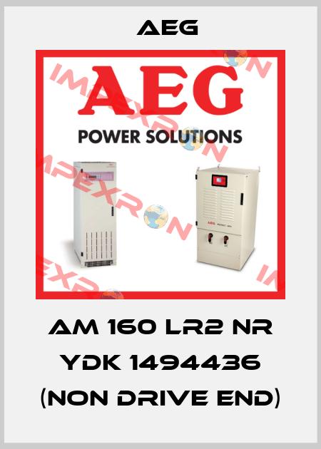 AEG-(NON DRIVE END) AM 160 LR2 NR YDK 1494436  price