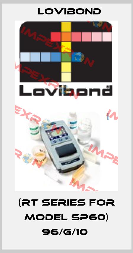 Lovibond-(RT SERIES FOR MODEL SP60) 96/G/10  price