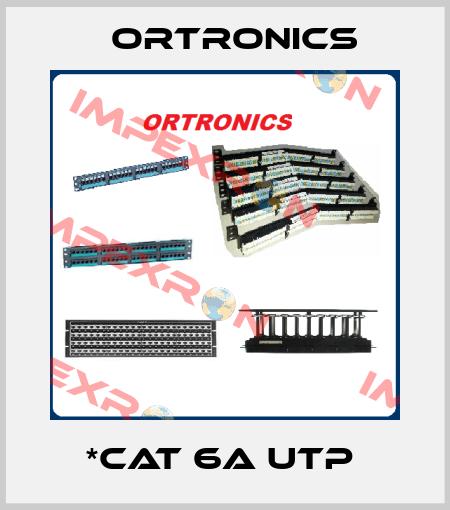 Ortronics-*CAT 6A UTP  price